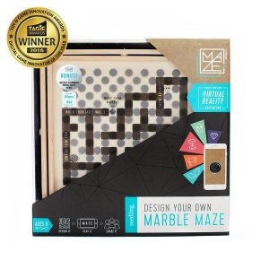 Design your own Marble Maze